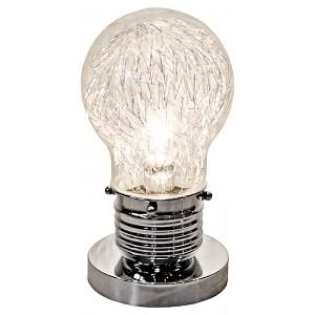 Bulb Shaped Mini Table Lamp