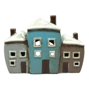 Ceramic Tealight Houses