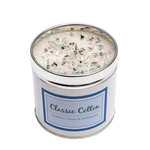 Classic Cotton Seriously Scented Candle by Best Kept Secrets
