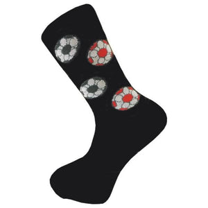 Football Logo Socks