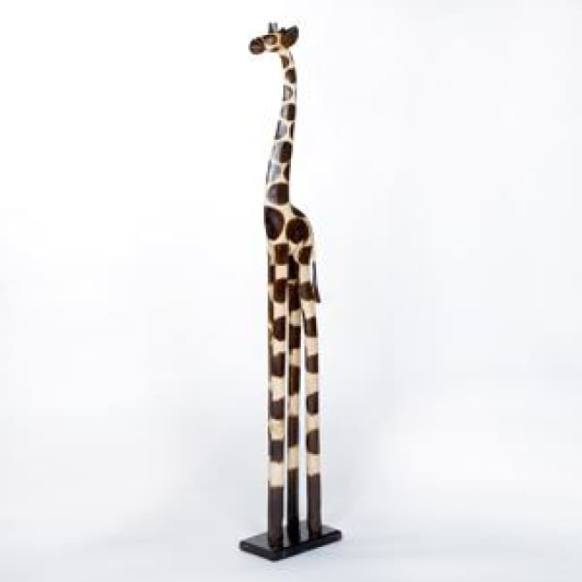 Giant Fairtrade Giraffe - 2 metres tall