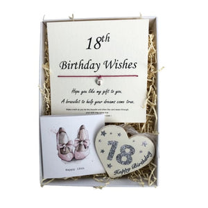 Gift Box - 18th Birthday