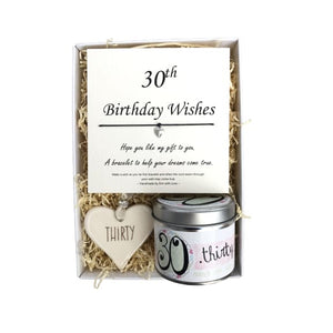 Gift Box - 30th Birthday