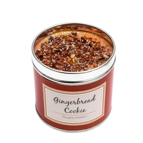 Gingerbread Cookie Seriously Scented Candle by Best Kept Secrets