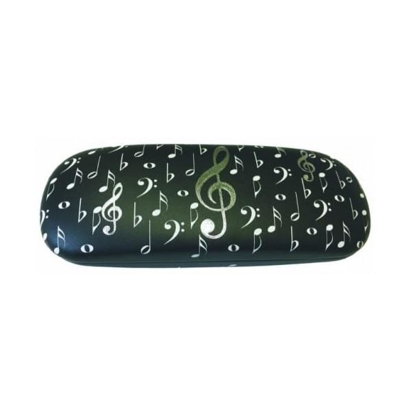 Glasses Case - Music Notes