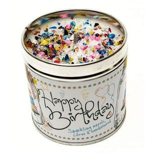 Happy Birthday Candle by Best Kept Secrets