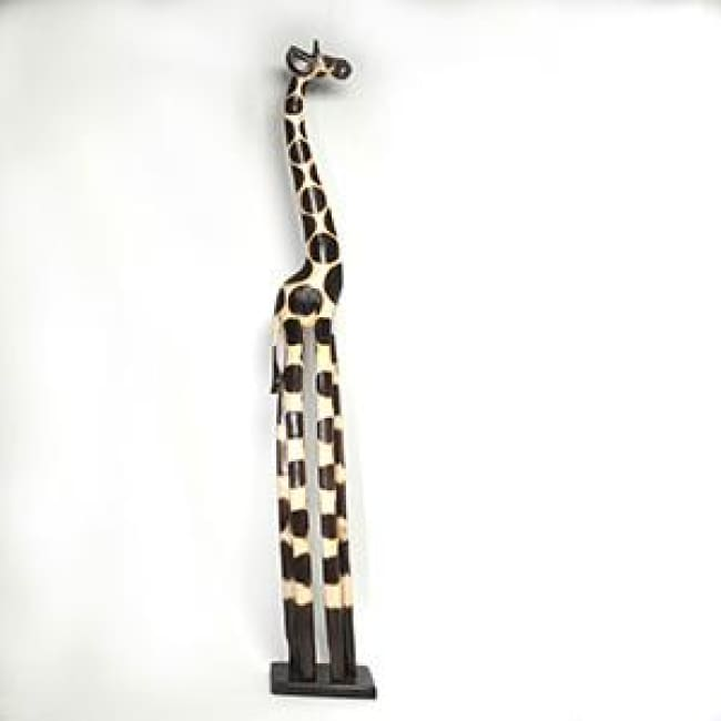 Large Fairtrade Giraffe - 1.5 metres tall