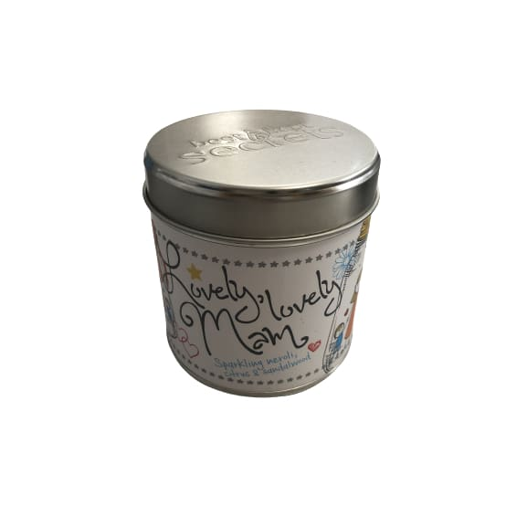 Lovely Lovely Mam Scented Candle by Best Kept Secrets