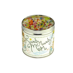 Lovely Lovely Mum Candle by Best Kept Secrets
