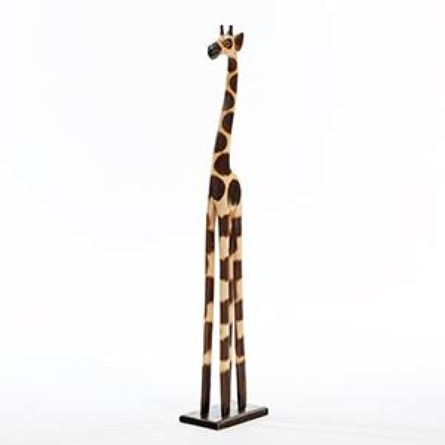 Medium Fair-trade Giraffe - 1 metre tall