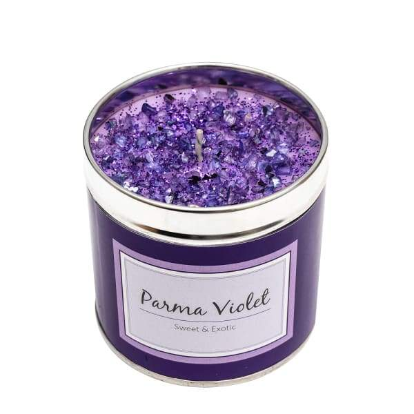 Parma Violet Seriously Scented Candle by Best Kept Secrets