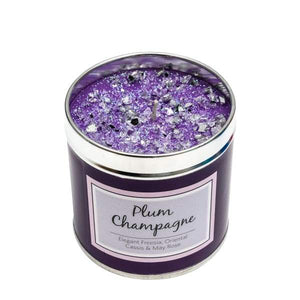 Plum Champagne Seriously Scented Candle by Best Kept Secrets