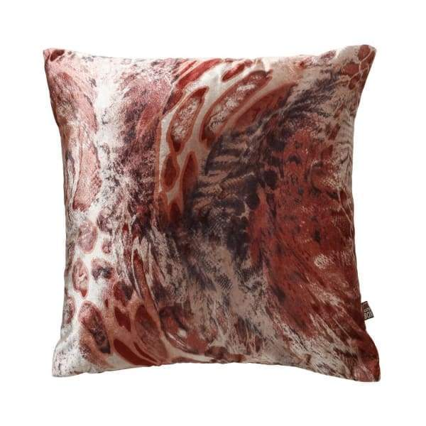 ScatterBox Mamba Rust Cushion - 43cm