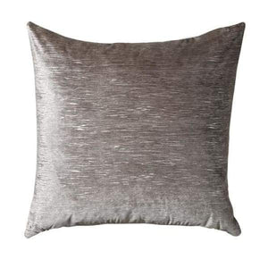 ScatterBox Mia Grey Velvet Cushion - 45cm - Home - Cushion