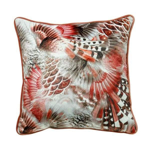 ScatterBox Wilde Blush Velvet Cushion - 45cm
