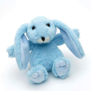 Snuggly Blue Bunny For Babies Small