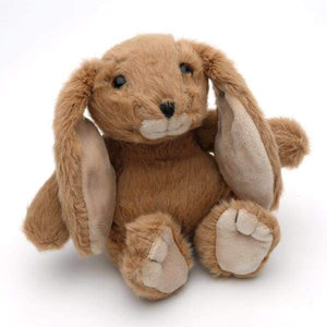 Snuggly Brown Bunny For Babies Small