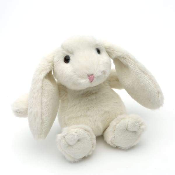 Snuggly Cream Bunny For Babies Small