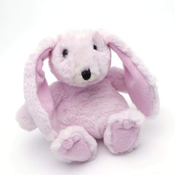 Snuggly Pink Bunny For Babies Small