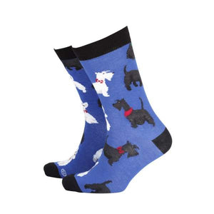 Socks Scottie Dogs
