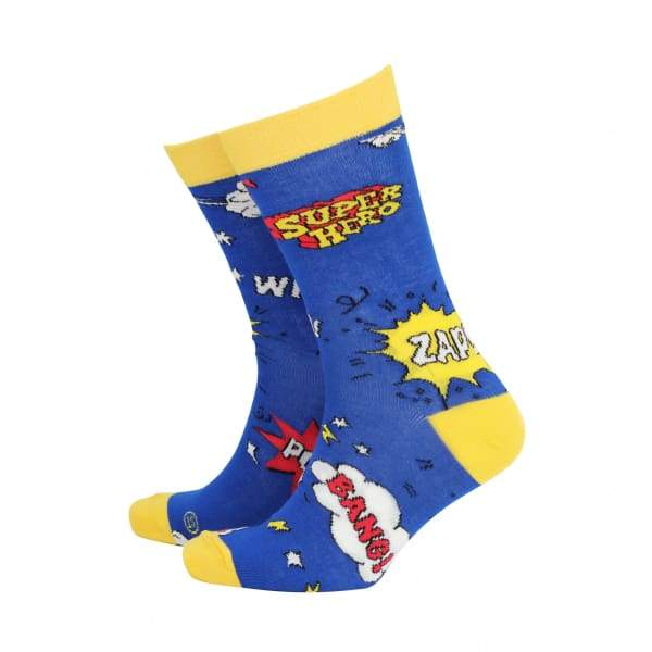 Socks Superhero
