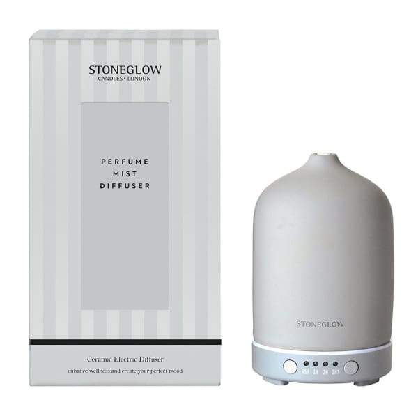 Stoneglow Fragrance Oil Mist Diffuser - Grey
