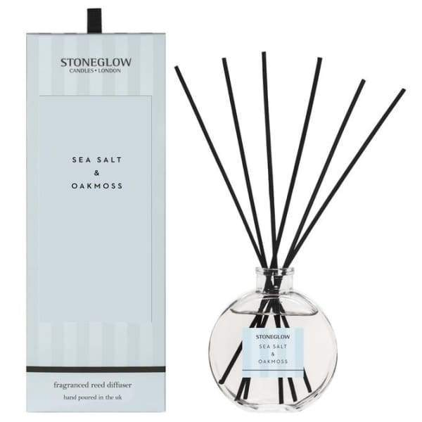 Stoneglow - Sea Salt and Oak Moss Reed Diffuser - Home - Diffuser