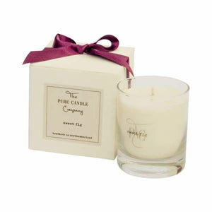 Sweet Fig Large Candle - Pure Candle Company