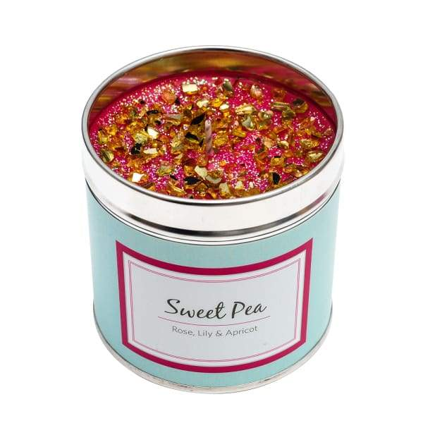 Sweet Pea Seriously Scented Candle by Best Kept Secrets