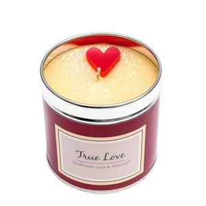 True Love Seriously Scented Candle by Best Kept Secrets