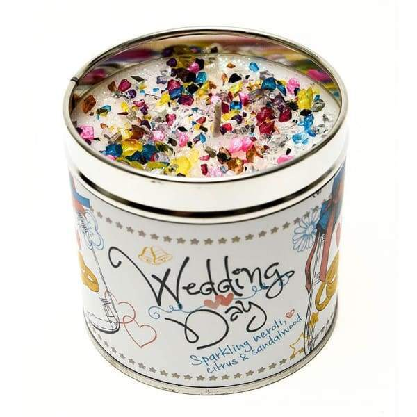 Wedding Day Candle by Best Kept Secrets