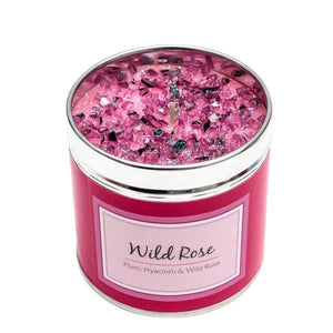 Wild Rose Seriously Scented Candle by Best Kept Secrets