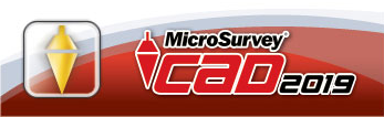 MicroSurvey CAD 2019 Service Pack 1