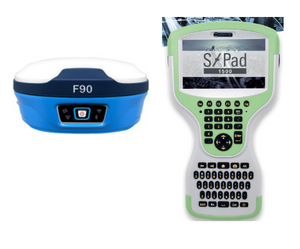 F90 GNSS ROVER KIT with SXPAD 1500