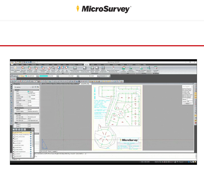 2020 MicroSurvey Catalog