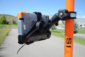 Mesa 2 Survey/GPS Pole Clamp and Mount