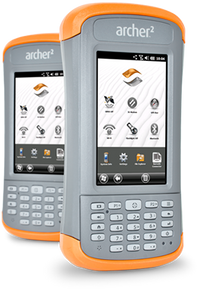 Archer 2 GEO, Wifi,BT,GPS,Camera + Septentrio FieldGenius (GPS+TS)