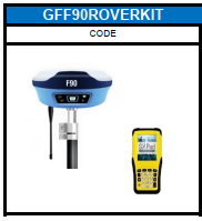 (DEMO) F90 GNSS ROVER KIT