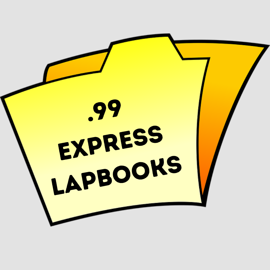 .99 Express Lapbooks