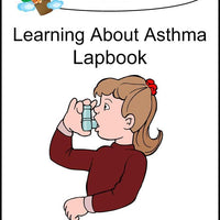 Asthma Lapbook with Study Guide - A Journey Through Learning Lapbooks