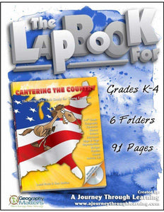 Cantering the Country Lapbook - A Journey Through Learning Lapbooks