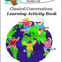 Classical Conversations Learning Activity Book 5th Edition Cycle 3
