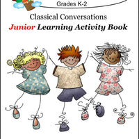 Classical Conversations JUNIOR Learning Activity Book 5th Edition Cycle 3