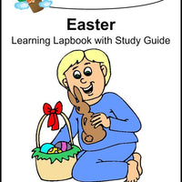 Easter Lapbook with Study Guide - A Journey Through Learning Lapbooks