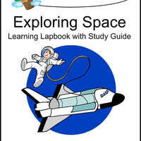 Exploring Space Lapbook with Study Guide - A Journey Through Learning Lapbooks