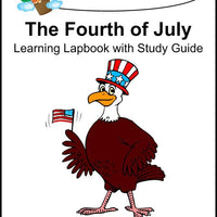 Fourth of July Lapbook with Study Guide - A Journey Through Learning Lapbooks
