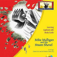 Maestro Classics Mike Mulligan and his Steam Shovel Lapbook - A Journey Through Learning Lapbooks