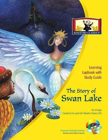 Maestro Classics Story of Swan Lake Lapbook - A Journey Through Learning Lapbooks