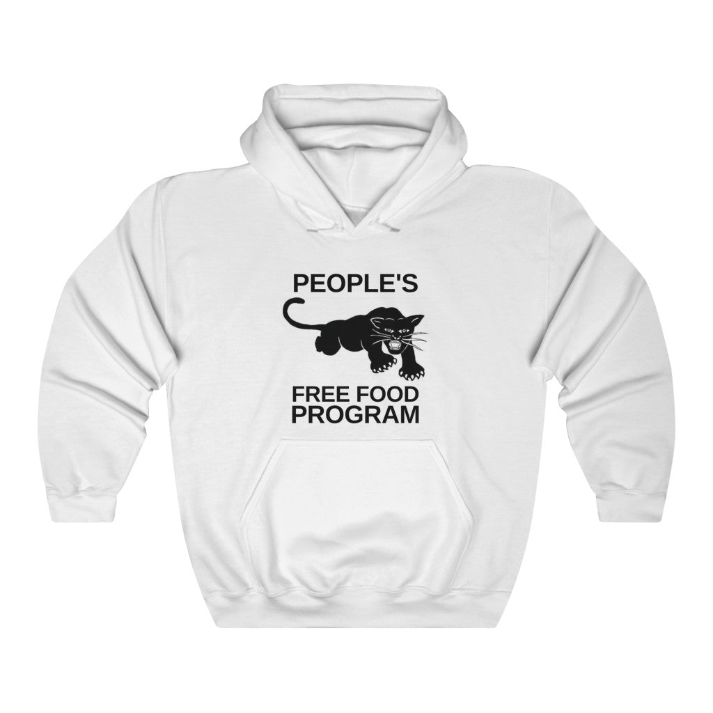 People's Free Food Program (Hooded Sweatshirt)