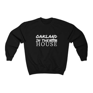 """OAKLAND IN THE WHITE HOUSE IMAGE"" SWEATSHIRT"